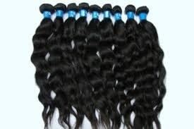 Image of Brazilian Virgin Hair-Loose curl