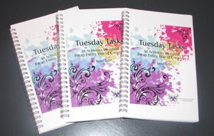 Image of Tuesday Tasks: 52 Activities Designed for an Entire Year of Creativity
