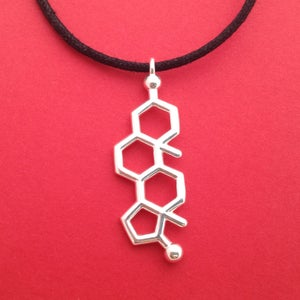 Image of testosterone necklace