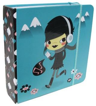 Image of Helena Garcia Artist Chubby Book