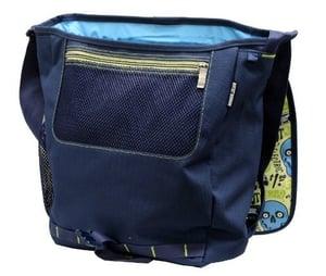 Image of Jansport Morning Breath Skulls Messenger Bag Artist Series
