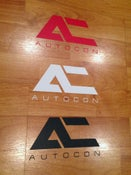 Image of AUTOCON STICKER