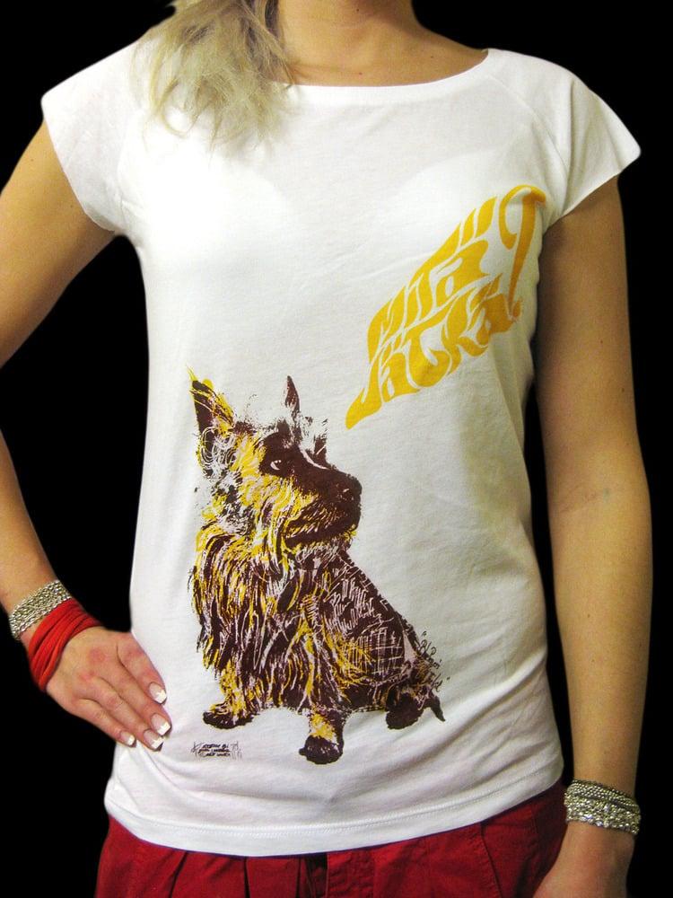 Image of MITÄ JÄTKÄ (bamboo/ women t-shirt)