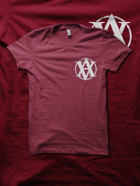Image of Avantine - Red Crest Tee