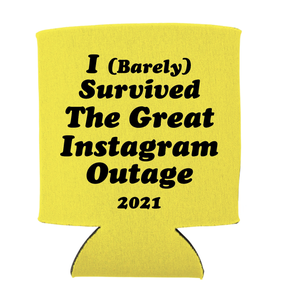 Image of Outage - koozies