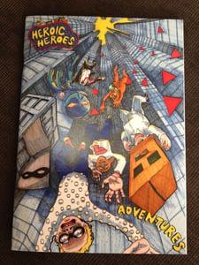 Image of Heroic Heroes Adventures