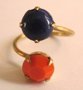 Image of CANDY Bleu / Orange