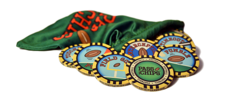Image of Pass the Chips Football