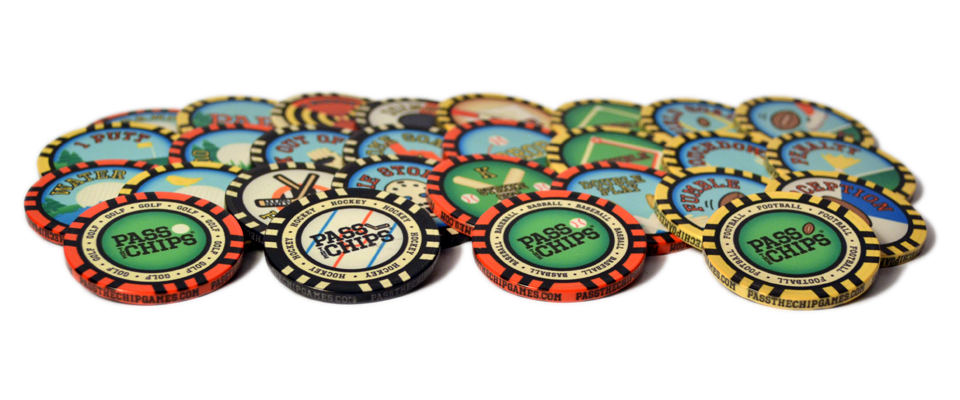 Image of Complete Pass the Chips Set