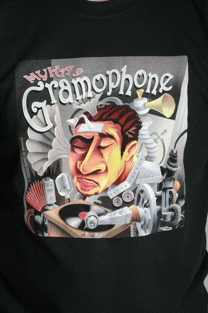 Image of Myka 9 Gramophone T-Shirts