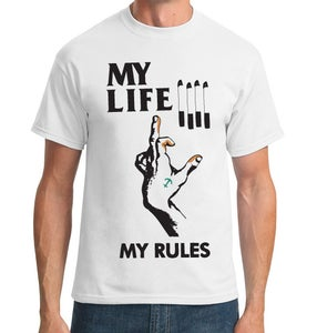 Image of My Life / My Rules Shirt