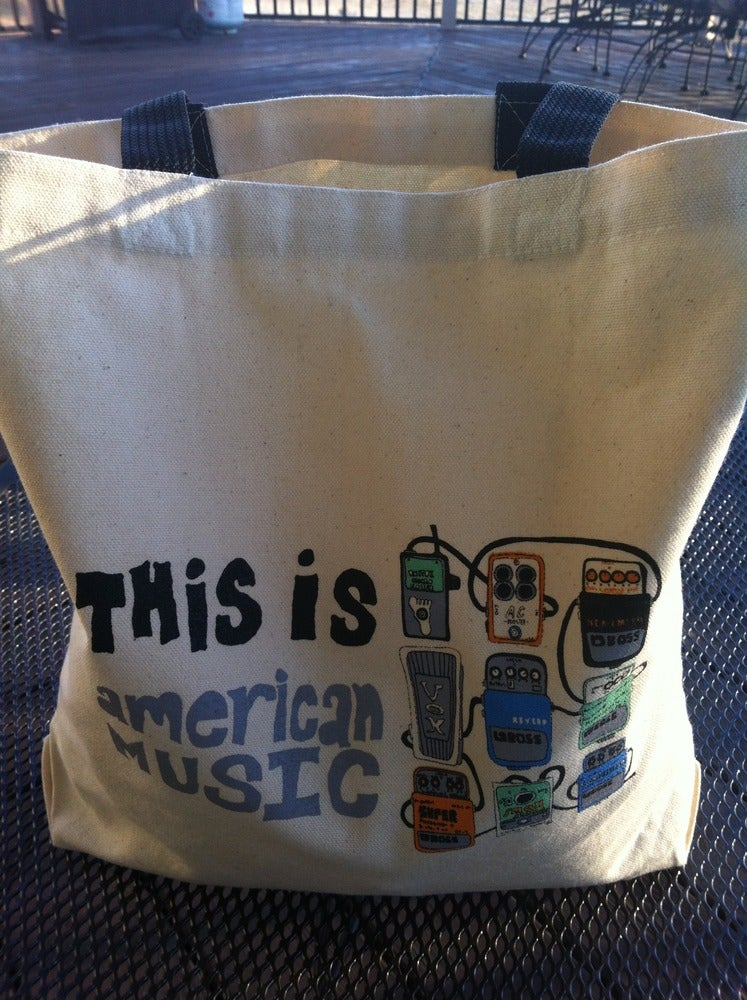 Image of TIAM tote bag