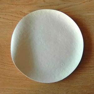 Image of Wasara Maru plates - stylish disposable tableware