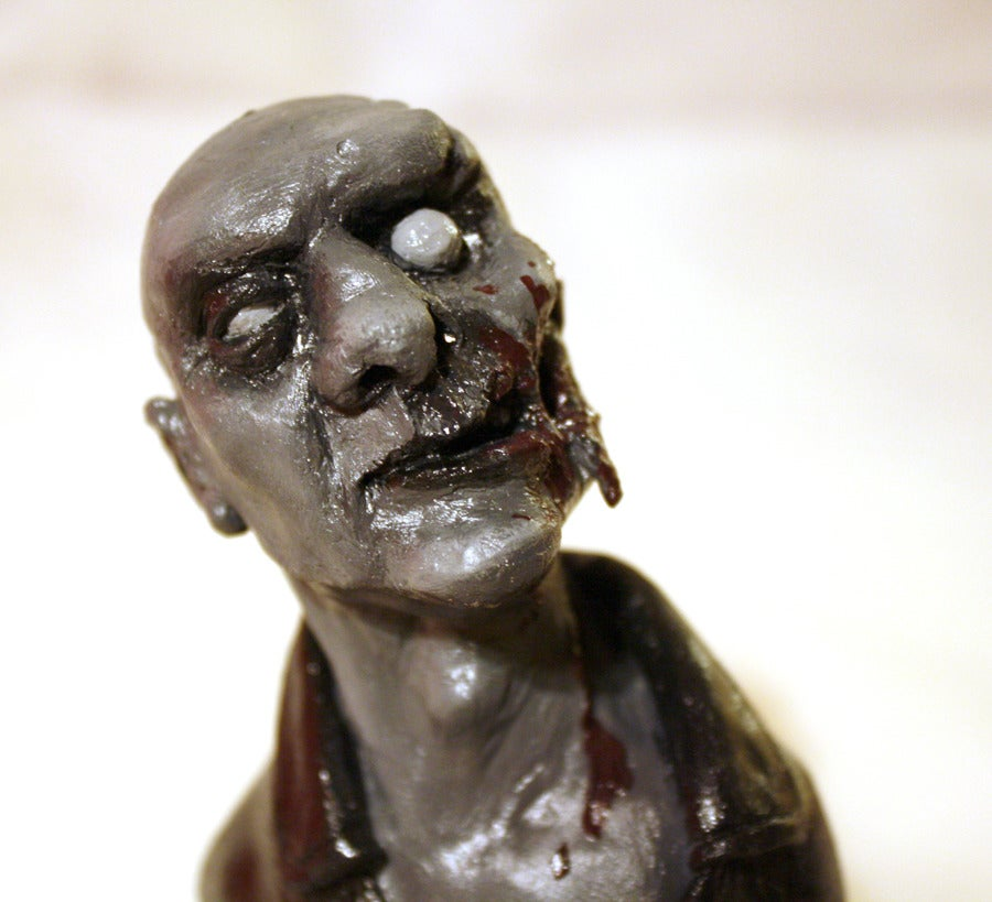 Image of Zombie Bust