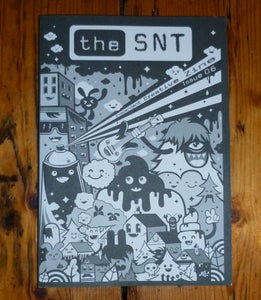 Image of theSNT Zine ISSUE06
