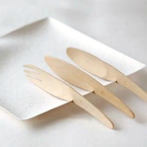 Image of Wasara cutlery