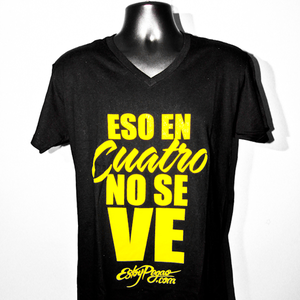 Image of Eso En Cuatro No Se Ve Men's