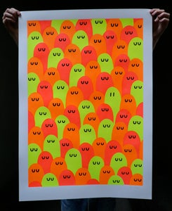 Image of Am I The Only One Awake? - Screen Print