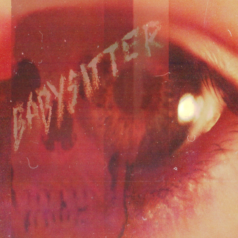 Image of Babysitter - Eye - LP comes w/ download