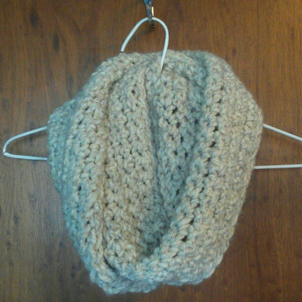 Image of Circle Infinity Scarf