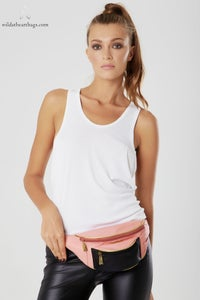 Image of Chewing Gum Bum Bag- Pink