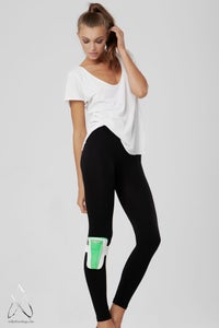 Image of Chewing Gum Arm & Leg Bag- Green