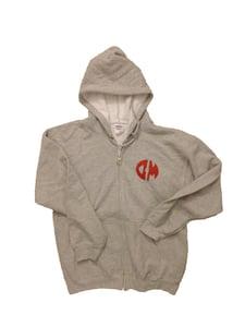 Image of D & M Hooded Sweatshirt