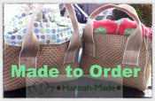 Image of MADE TO ORDER - Love Lunch Bag