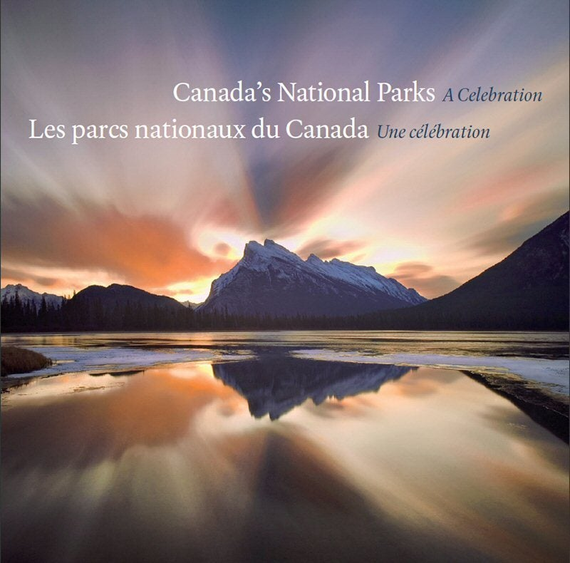 Image of Canada's National Parks: A Celebration