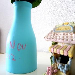 ornamental bottle