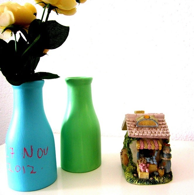 Image of ornamental bottle