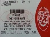 Image of Vukovi & The King Hats 12th of Dec