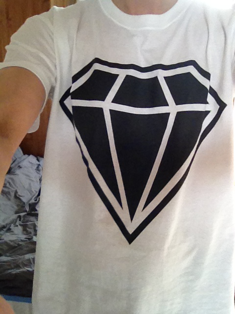 Image of Wifey001 Diamond Tee