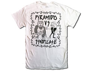 Image of Pyramido x Terrible Tony Intergalactic Heavy-Weight Championship T-Shirt