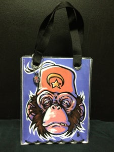Image of Shriner Monkey - Bag/Purse