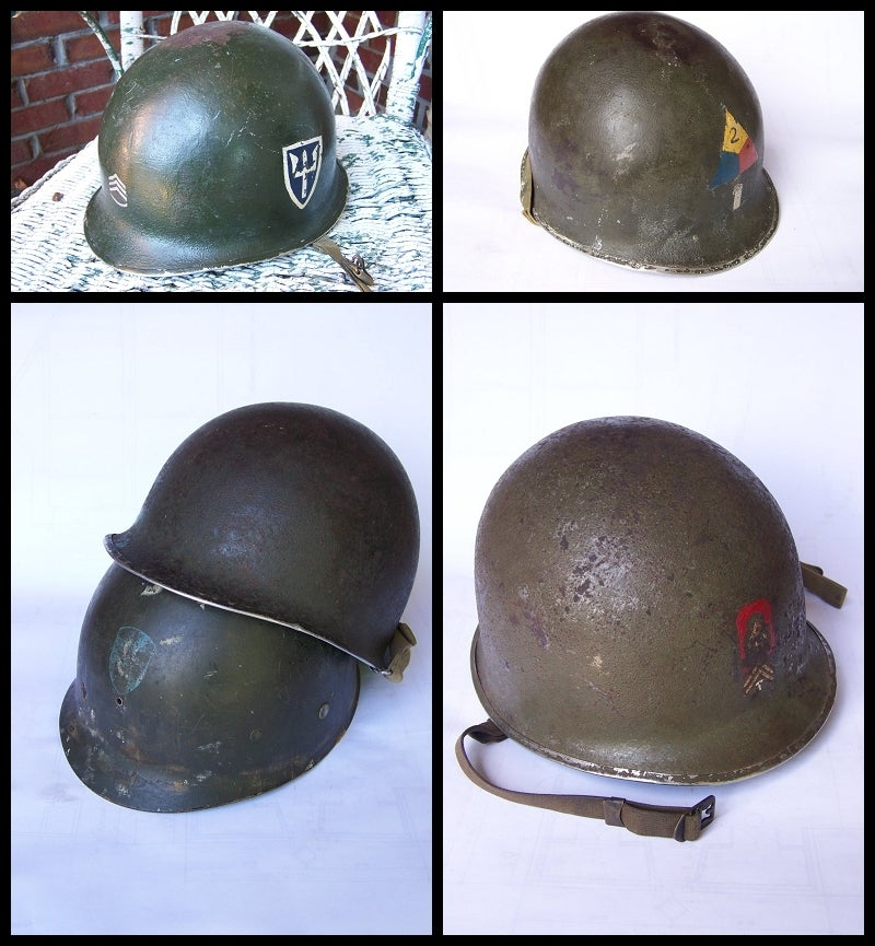 Image of SOLD HELMETS
