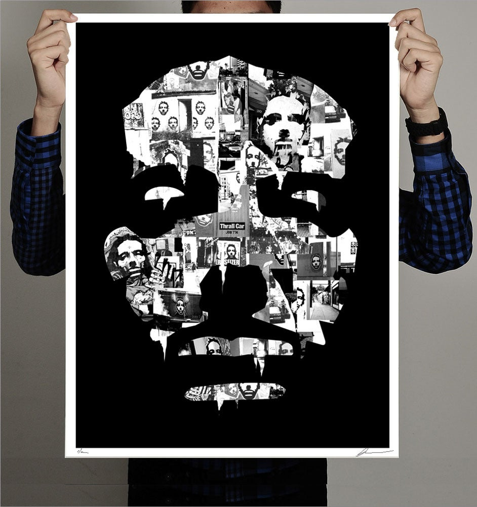Image of SEIZER COLLAGE POSTER