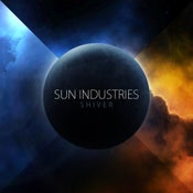 "Image of Sun Industries - Shiver - Limited Edition Orange 7"" Vinyl"