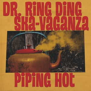 """Image of Dr. Ring Ding """"Piping Hot"""" CD"""