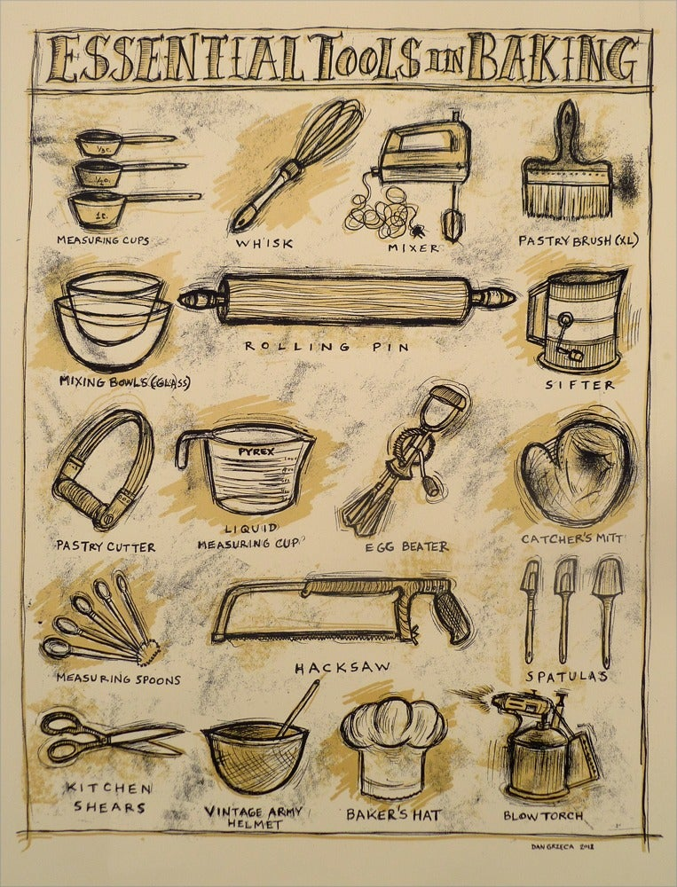 Essential Tools in Baking