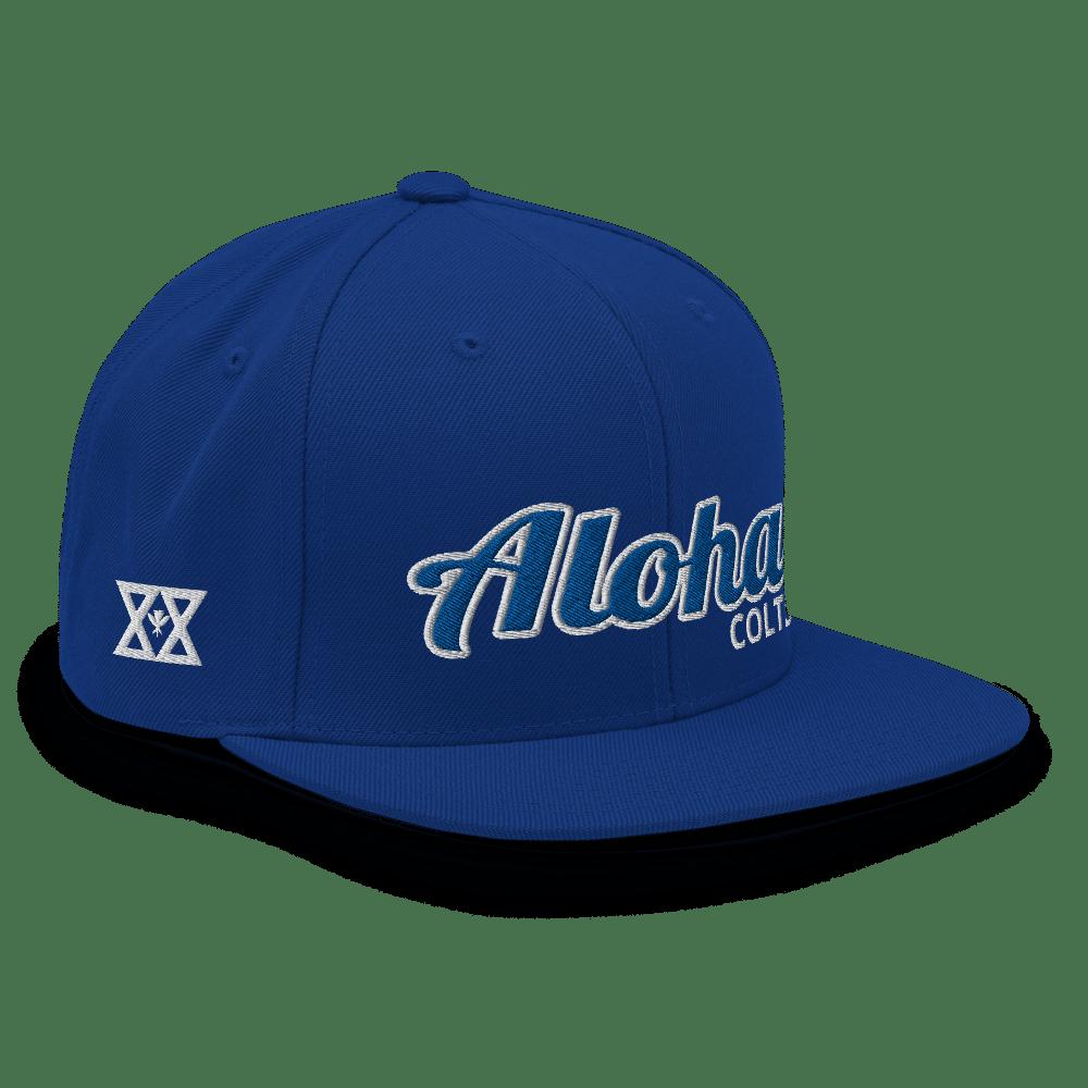 "Aloha ""Colts"" Snapback"