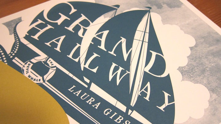 Image of Grand Hallway Poster