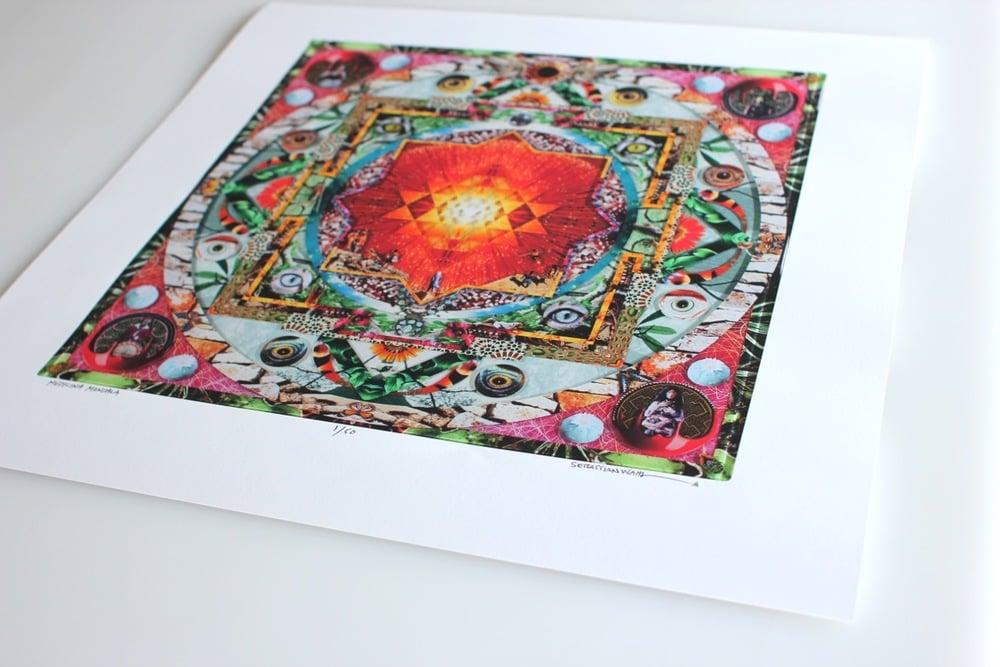 Image of Medicina Mandala