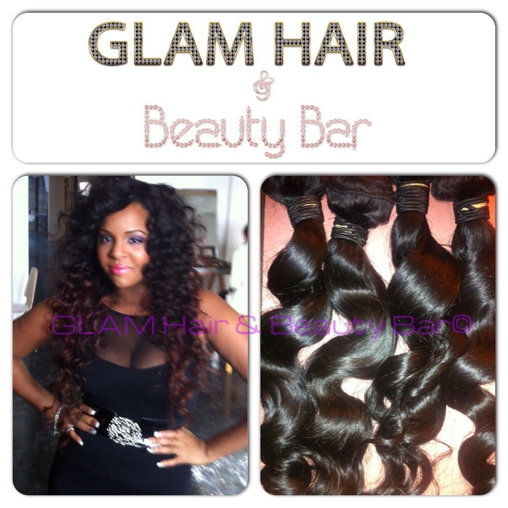 Image of Virgin Brazilian Bombshell Hair