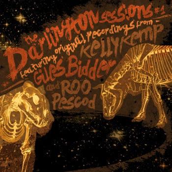 Image of The Darlington Sessions #1: Roo Pescod, Giles Bidder & Kelly Kemp LP
