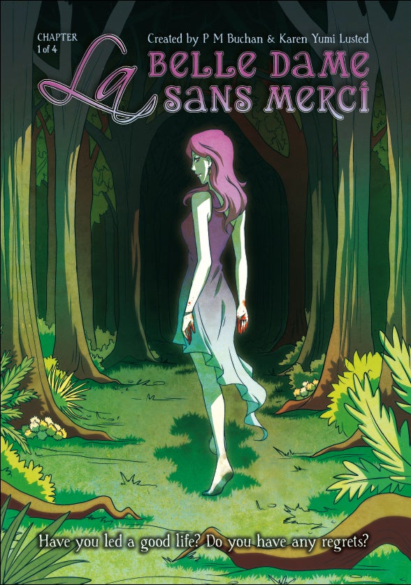 Image of La Belle Dame Sans Merci - 1 of 4 (PRINT EDITION)