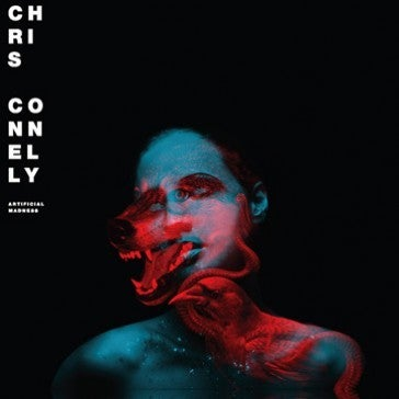 "Image of B!172 Chris Connelly ""Artificial Madness"" LP"