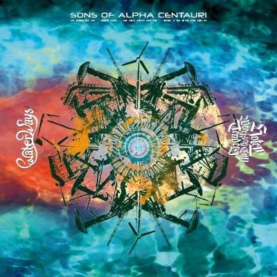 "Image of WaterWays/Sons of Alpha Centauri/Hotel Wrecking City Traders - Split (12"" Vinyl) (2012)"