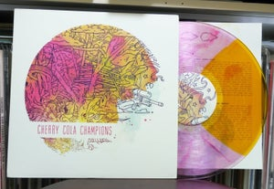 Image of Cherry Cola Champions - S/T vinyl LP