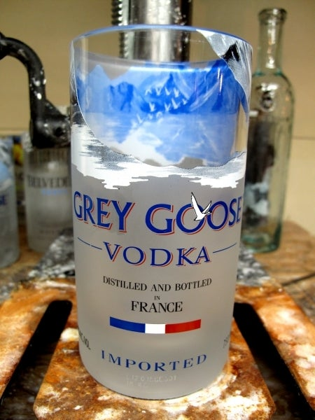 Image of Grey Goose Tall Tumbler